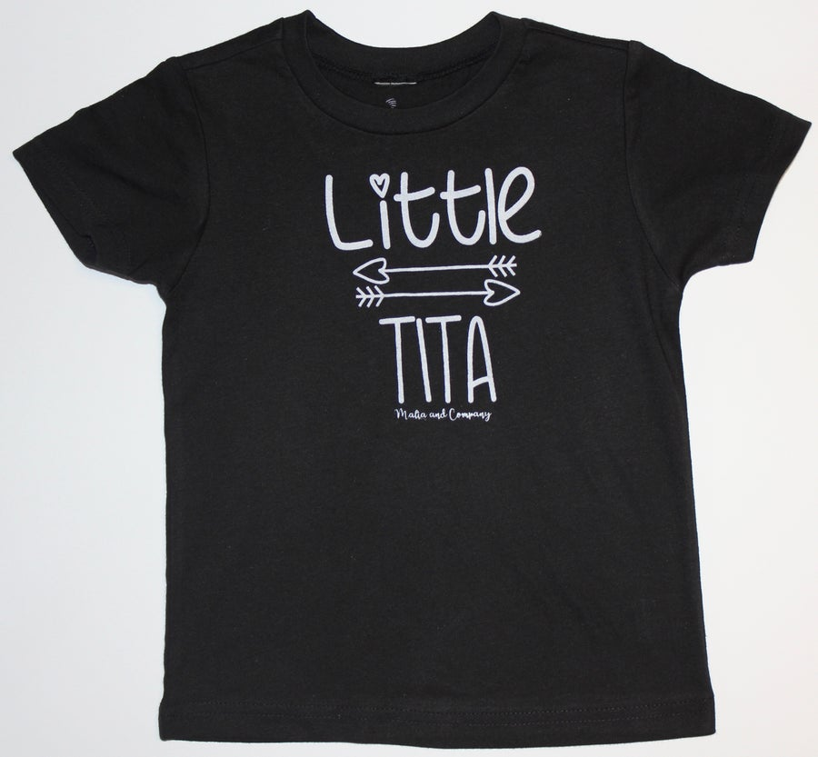 Image of Little Tita Collection-Black