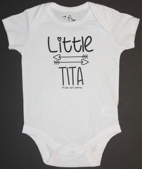 Image of Little Tita Collection - White