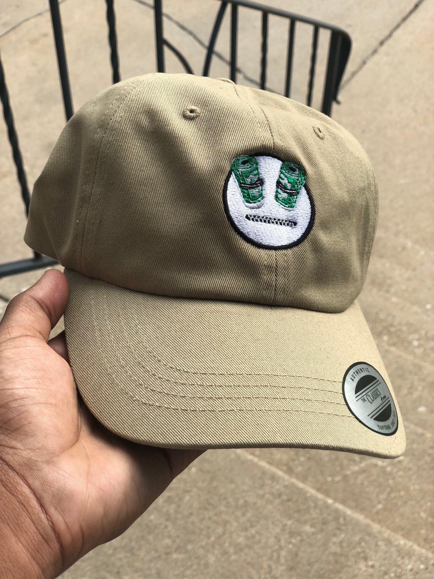 Image of Money Emoji Hat