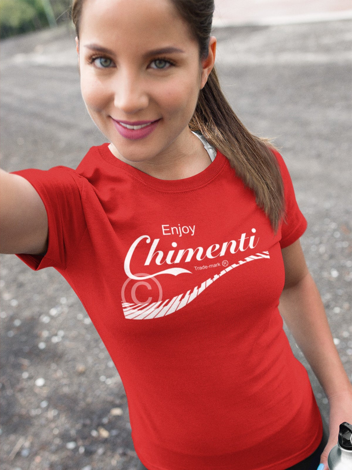 Enjoy Chimenti Tee!