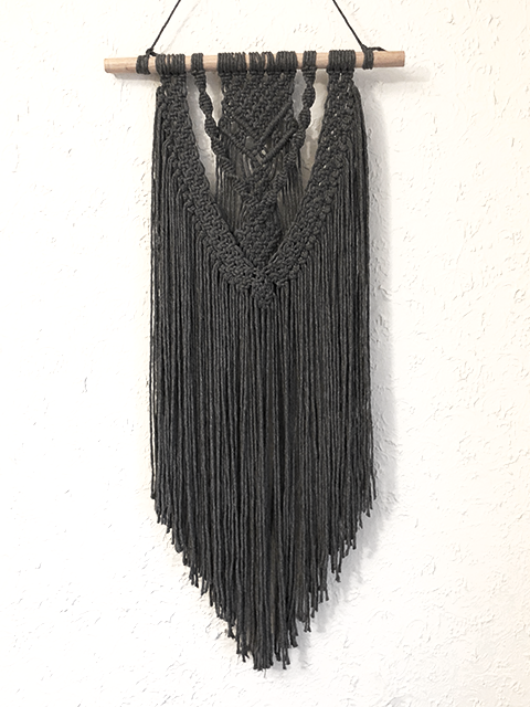 Image of Beginner's Macrame with Rebecca Doyle Saturday August 4th 1-5 pm