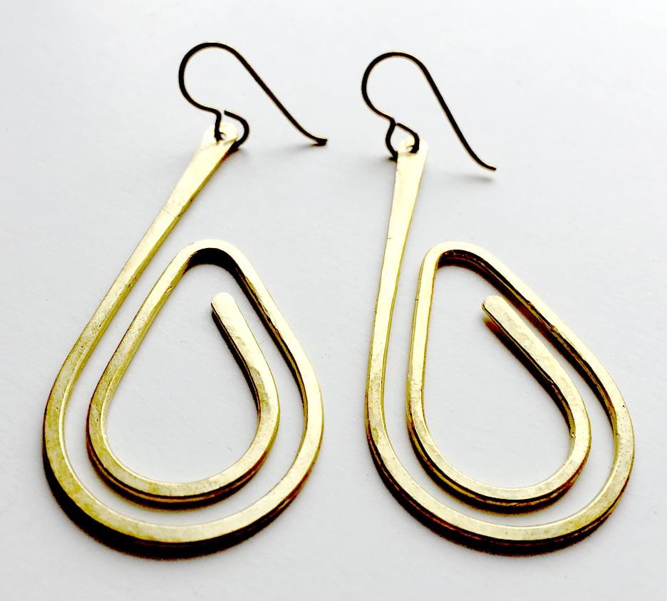 Image of Lear's Tears Earrings