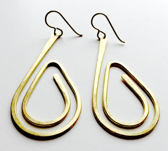 Image of Lear's Tears Earrings
