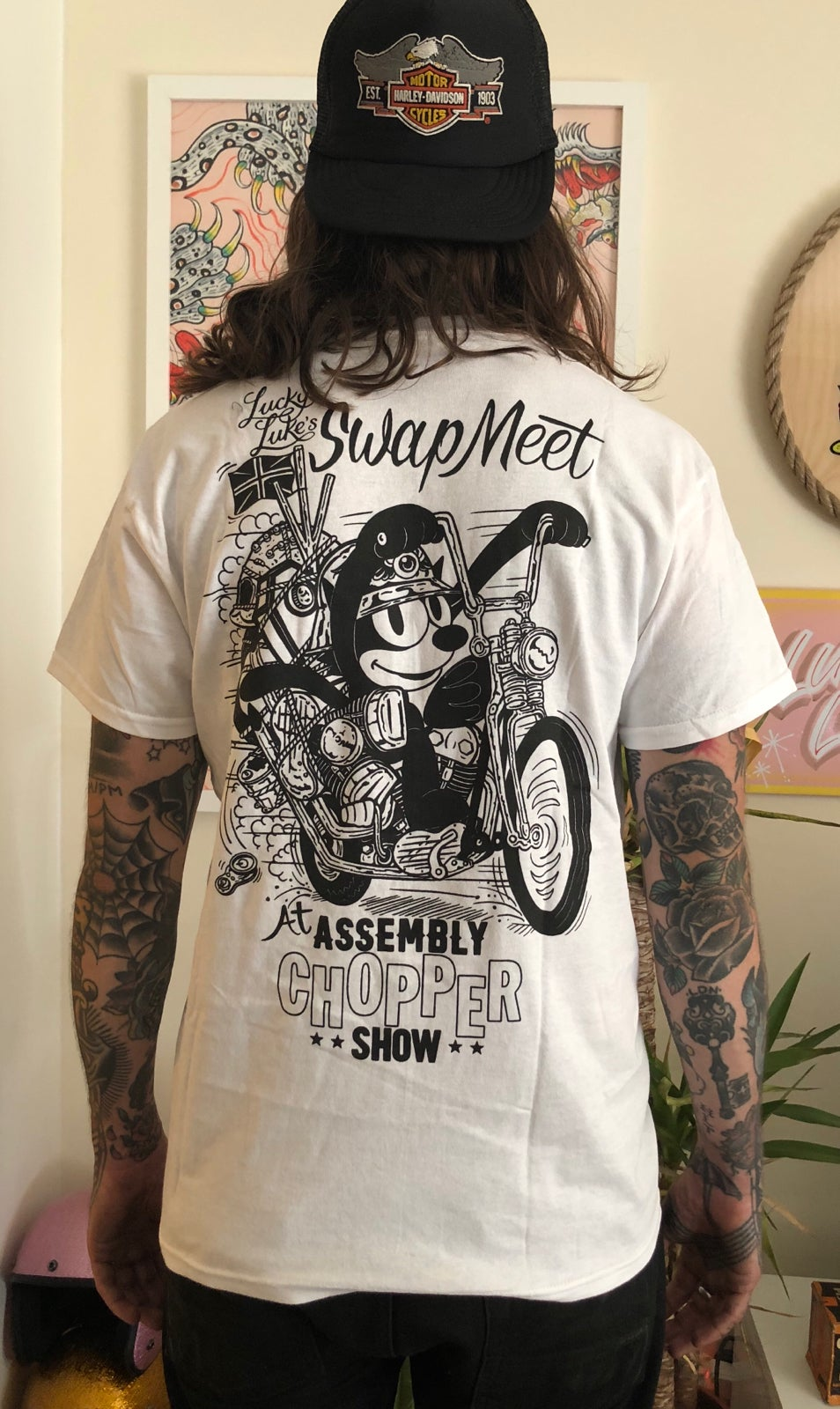Image of Assembly Swap Meet Tee