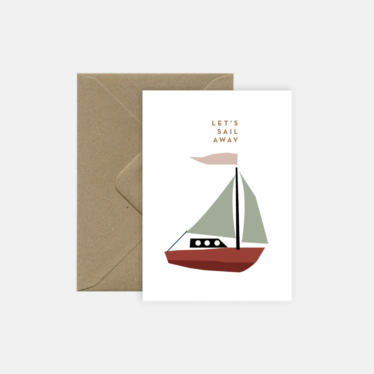 Image of Let's sail away