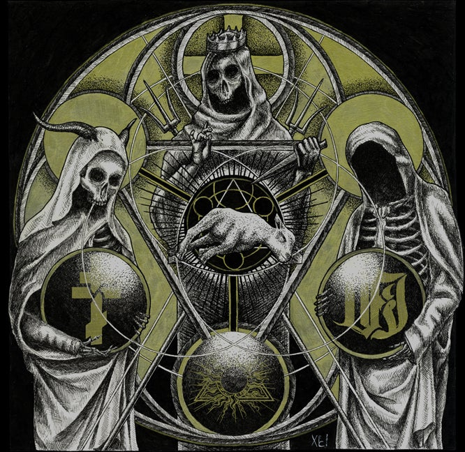 "Image of VI / Temple of Baal / The Order of Apollyn 12""MLP"