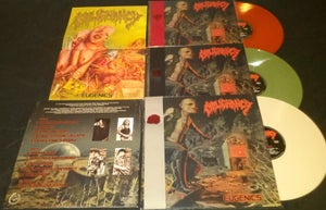 "Image of MALIGNANCY ""Eugenics"" LP"