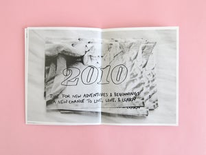Image of Talking About Feelings Zine (Reprint)