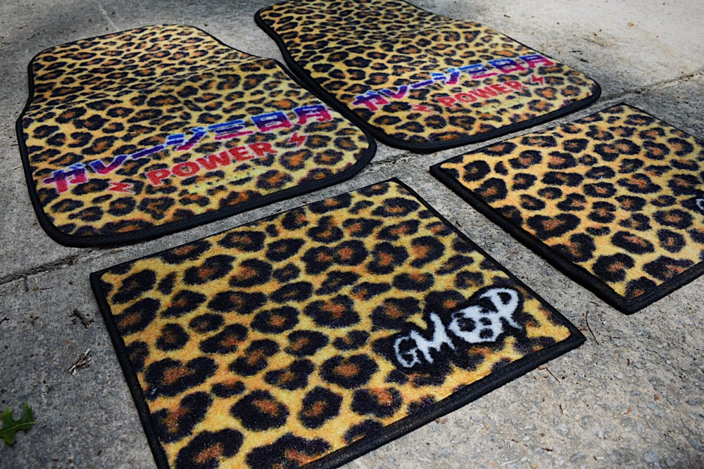 Image of Leopard GMP Mats