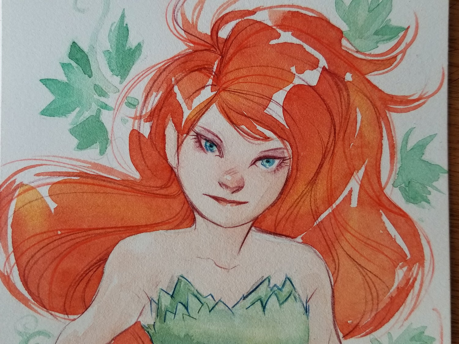 Image of 2018 SDCC Poison Ivy
