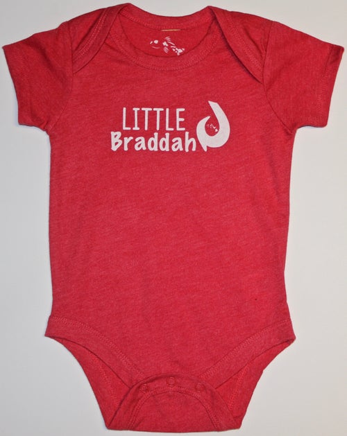 Image of Little Braddah Collection - Red