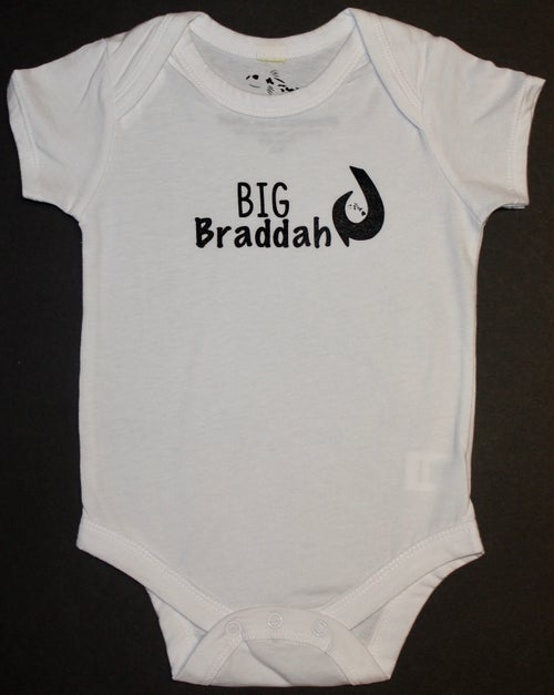 Image of Big Braddah Collection - White