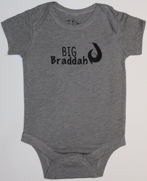 Image of Big Braddah Collection - Grey