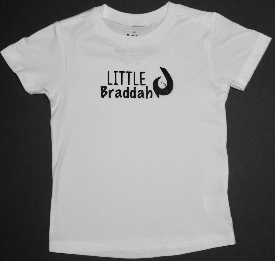 Image of Little Braddah Collection-White