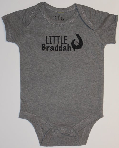 Image of Little Braddah Collection - Grey