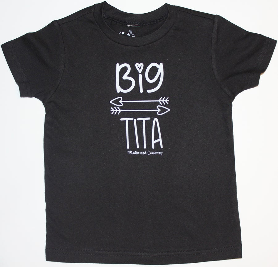 Image of Big Tita Collection-Black