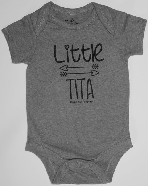 Image of Little Tita Collection - Grey