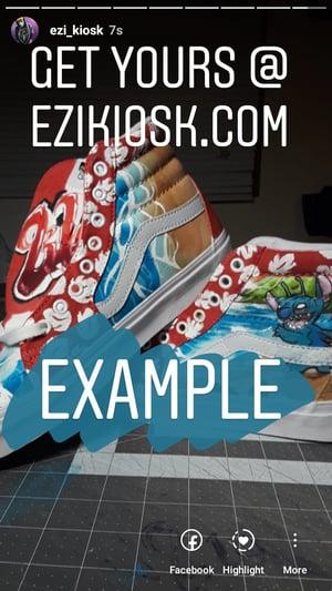 Image of Vans Sk8-Hi Unisex Casual High-Top Skate Shoes