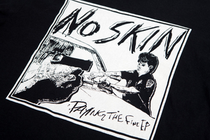 "Image of LIMITED!!! NO SKIN ""PAYING THE FINE"" SHIRTS!!!"