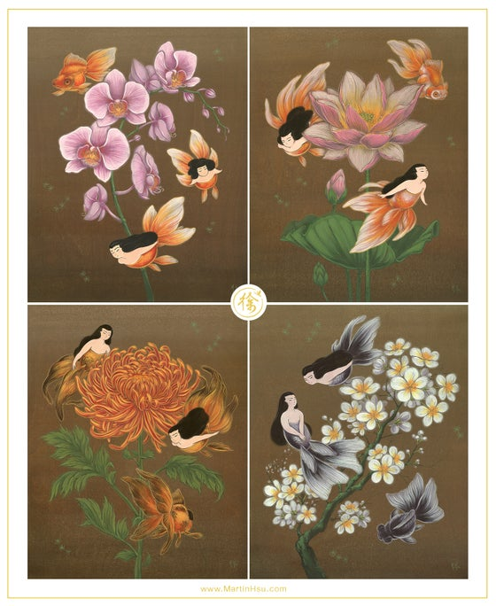 Image of LTD Prints - Four Seasons