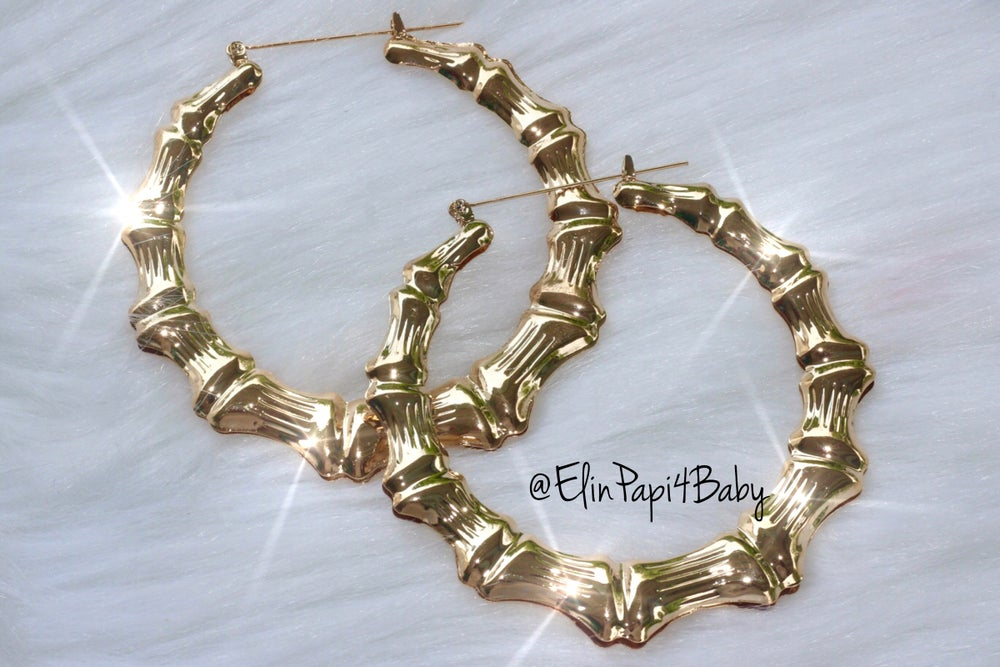 Image of Basic Bamboo Hoops
