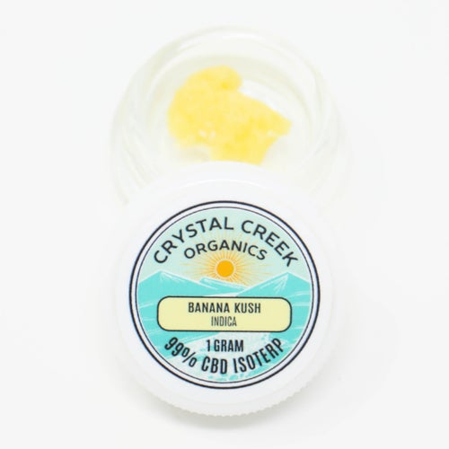 Image of CBD Isoterps