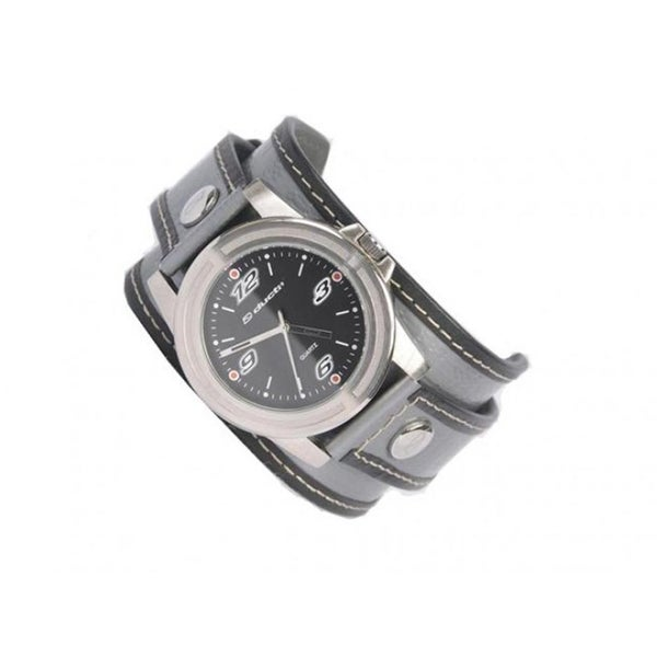 Image of Ducti Tapebomb Duct Tape Wrist Mens Silver Watch