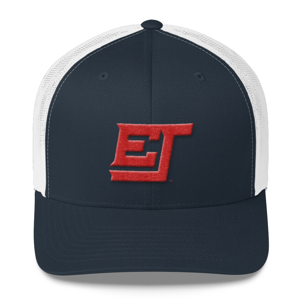 Image of Erik Jones Trucker Mesh Cap