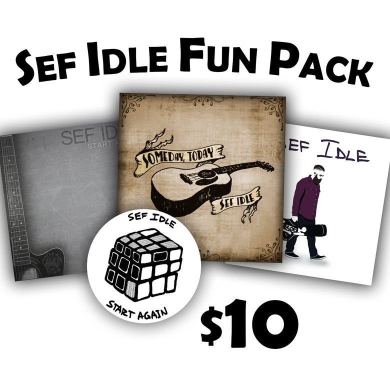 Image of Sef Idle Fun Pack