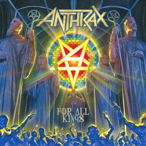 Image of Anthrax - For All Kings *Limited Edition Cassette