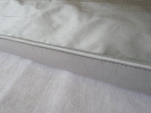 Image of Arabian Grey Smooth Silk Eiderdown
