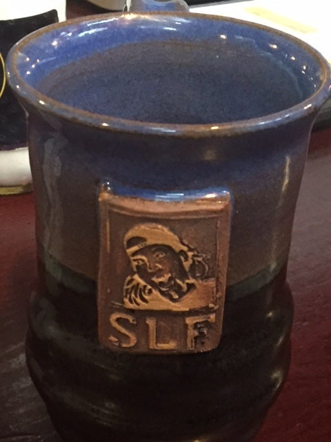 Image of LIMITED EDITION SLF COFFEE MUG