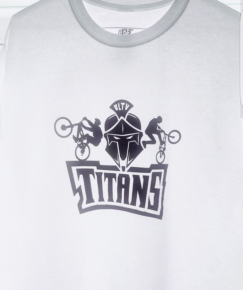 Image of BLTV TITANS T-SHIRT