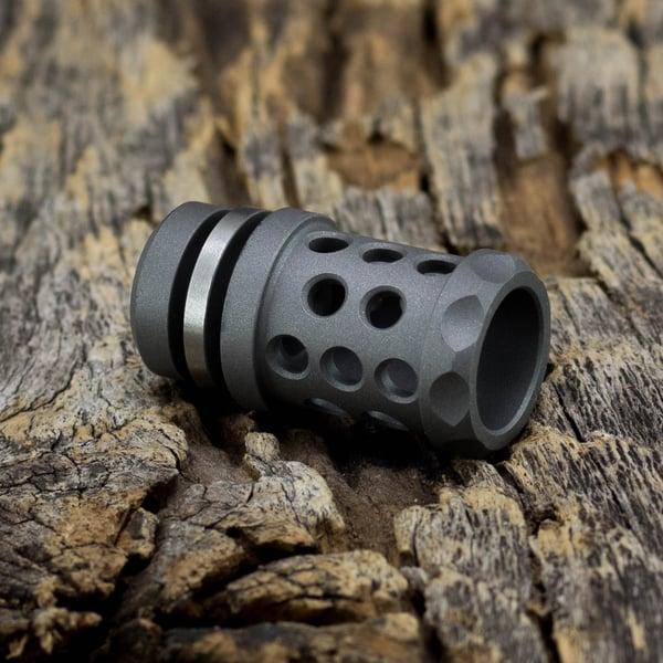 Image of Barrel Muzzle Brake Bead - Blasted/Machined