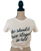 Image of She Should Have Stayed In Bed Shirt