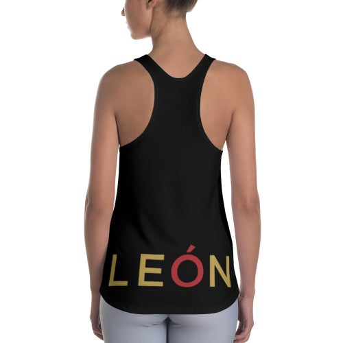 Image of Women's León Racerback Tank Top