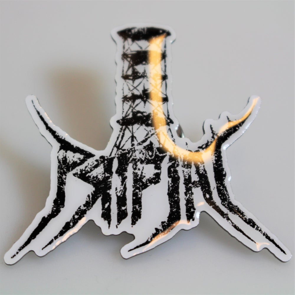 Image of PRIPJAT LOGO PIN