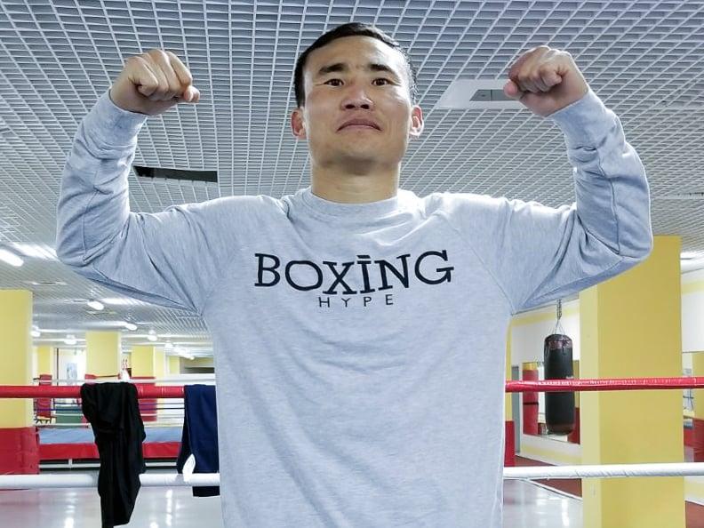 Image of Unisex lightweight BoxingHype Sweatshirts