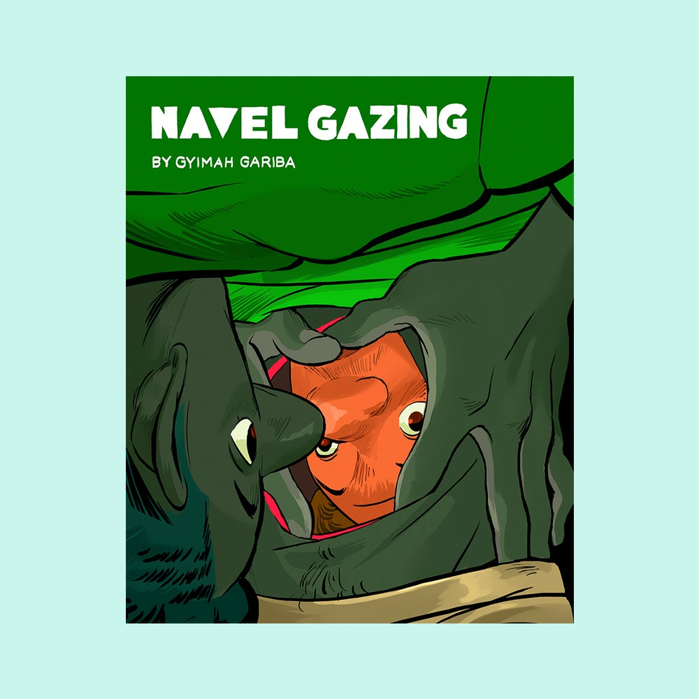 Image of Navel Gazing by Gyimah Gariba