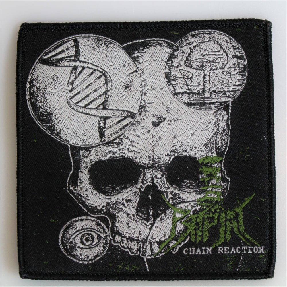 Image of Chain Reaction Coverart - Patch