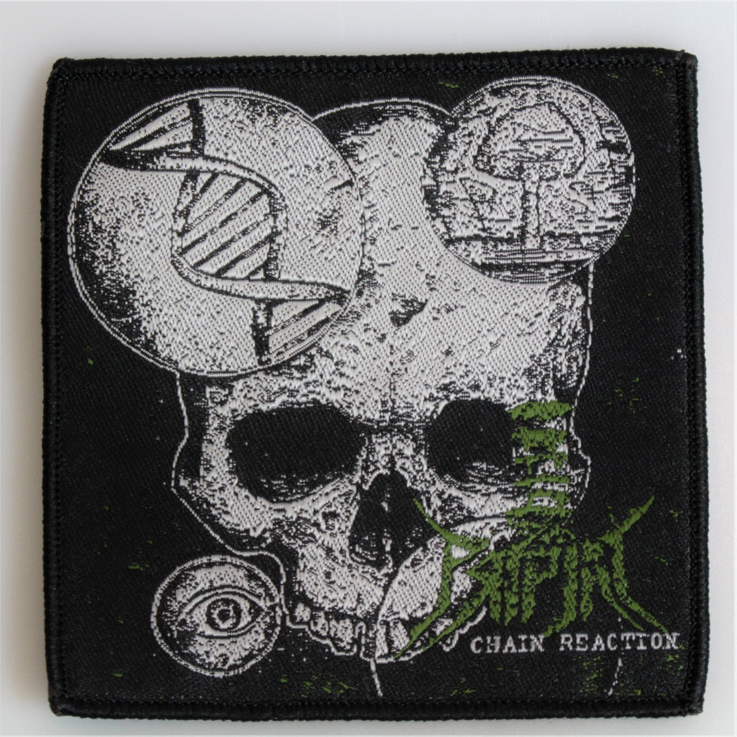 Image of Chain Reaction Coverart Patch