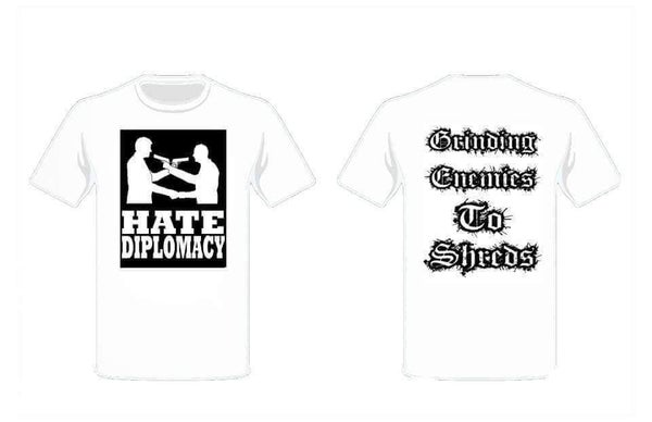 "Image of Hate Diplomacy - ""Classic"" - T-Shirt"