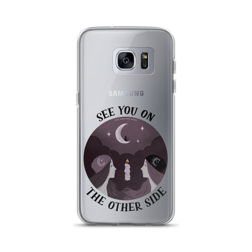 Image of SEE YOU ON THE OTHER SIDE SAMSUNG CASE
