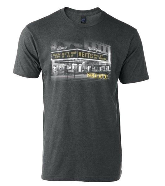 Image of Dickey Betts Beacon T-shirt