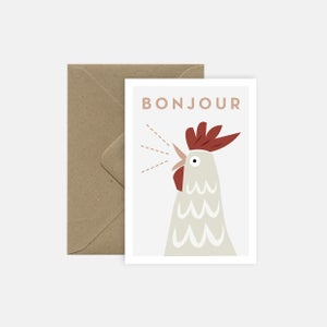 Image of Bonjour