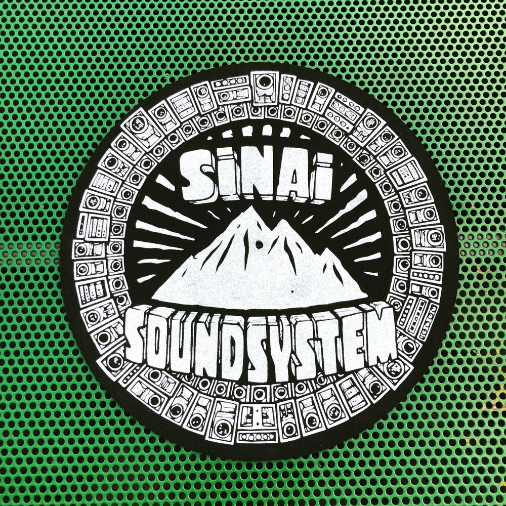 Image of Sinai Sound x Tribes - Slipmat