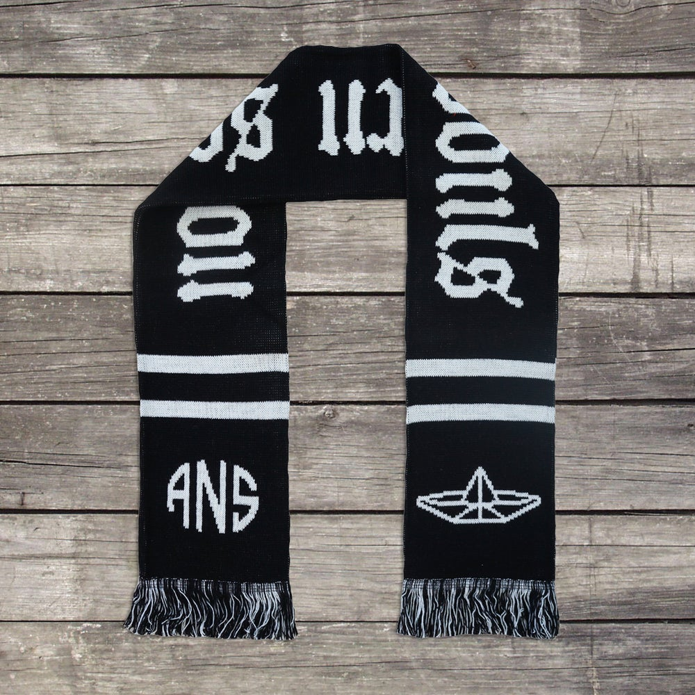 Image of Northern Souls scarf