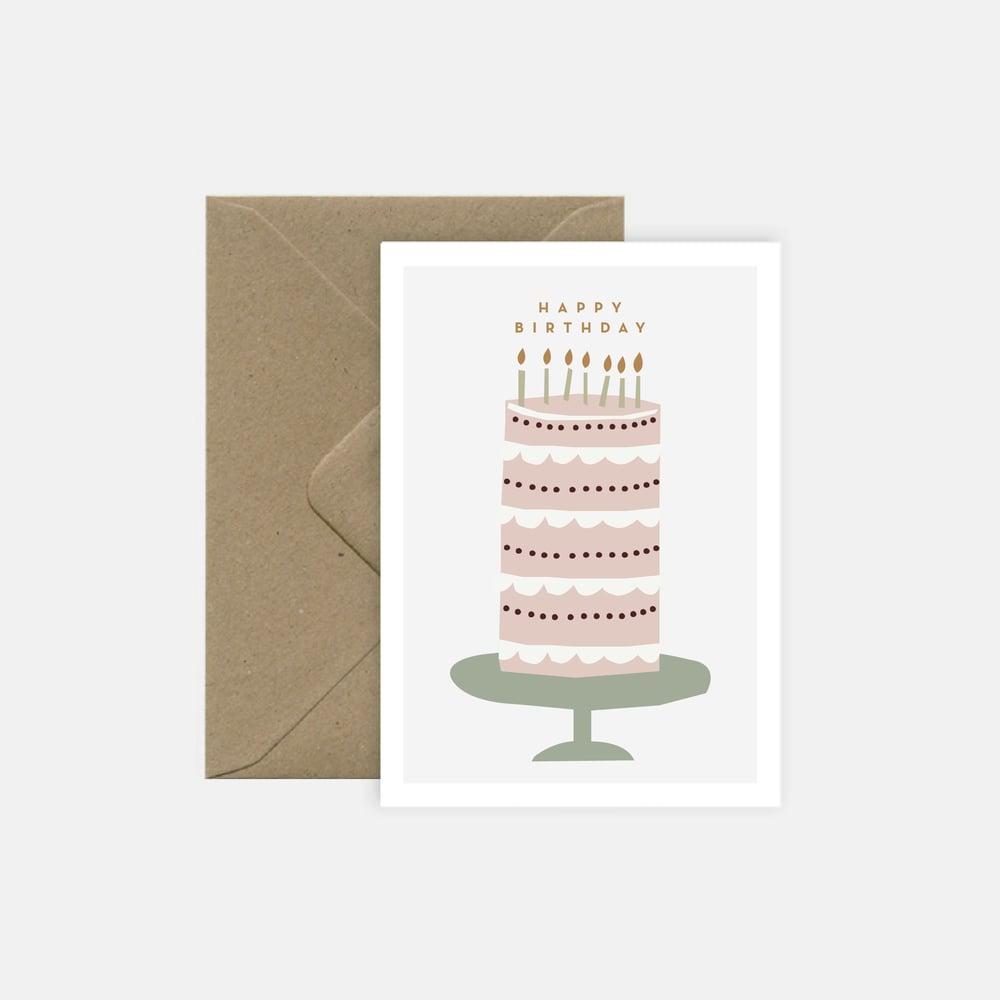 Image of Big Birthday Cake