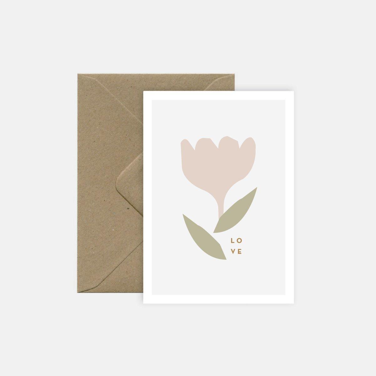 Image of Love flower
