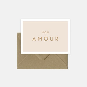 Image of Mon Amour